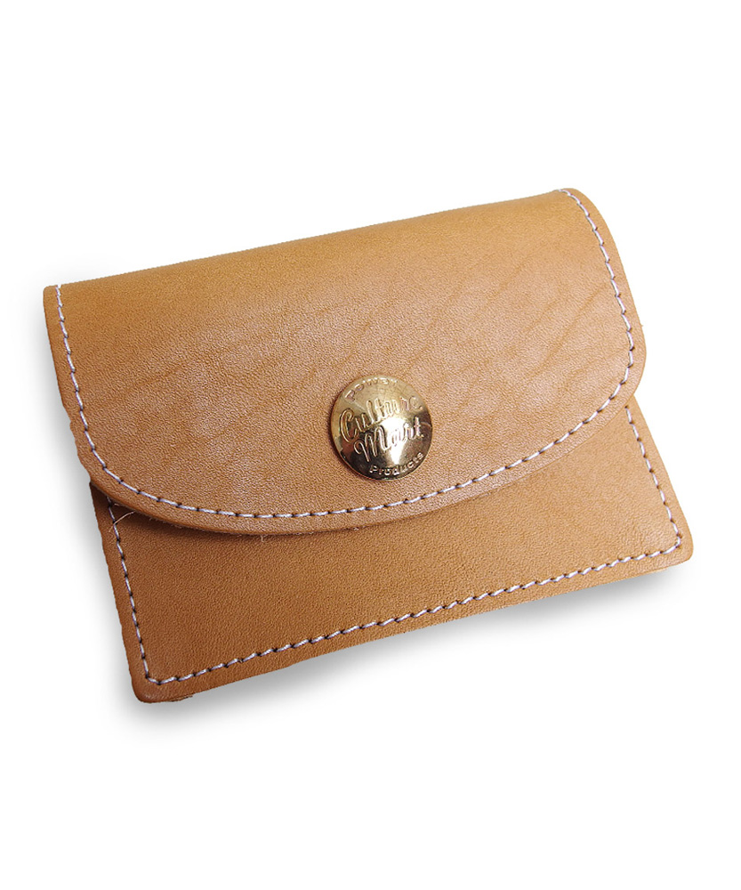 LEATHER NAME CARD CASE