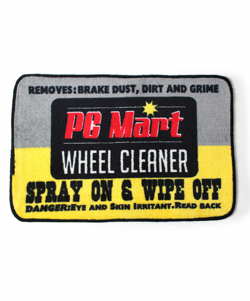 FLOOR MAT (WHEEL)