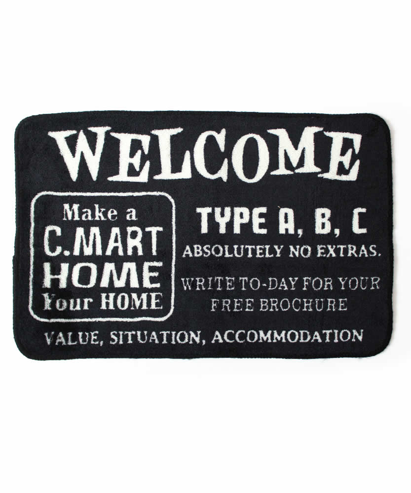 FLOOR MAT (HOME)