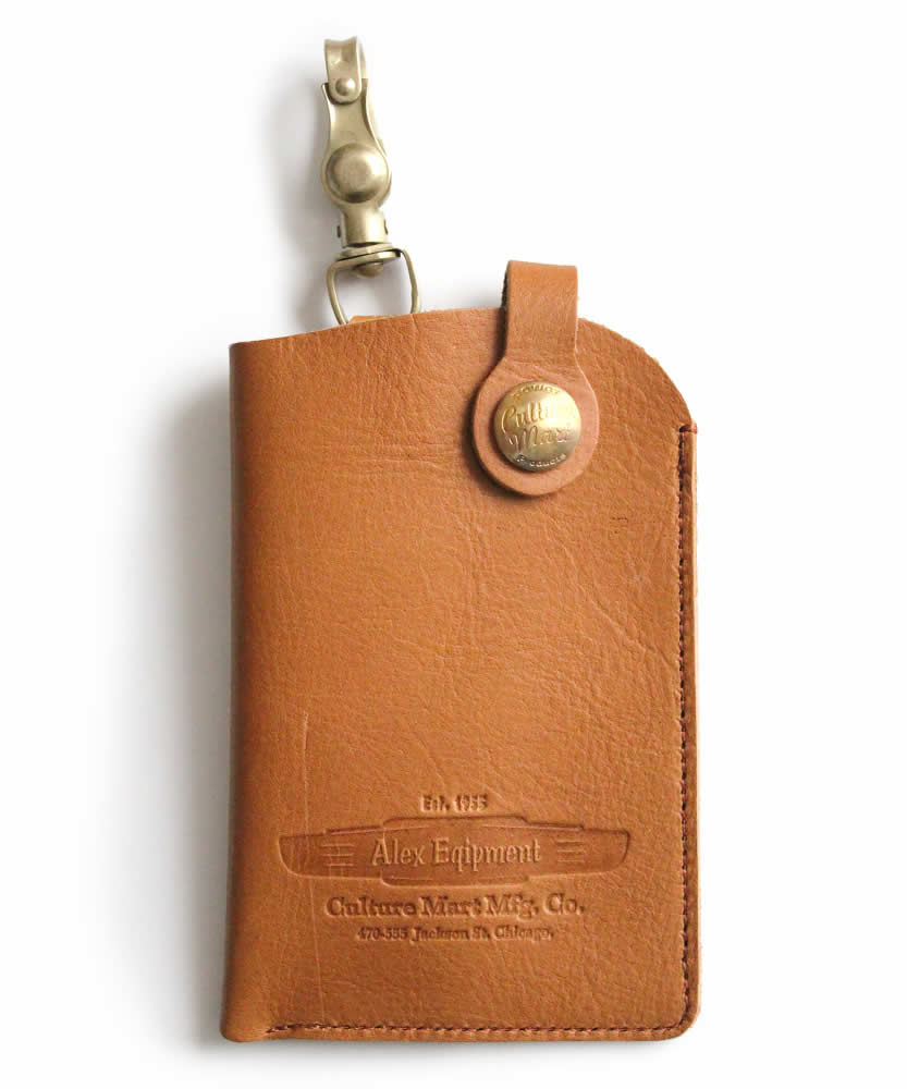 LEATHER SMART PHONE CASE