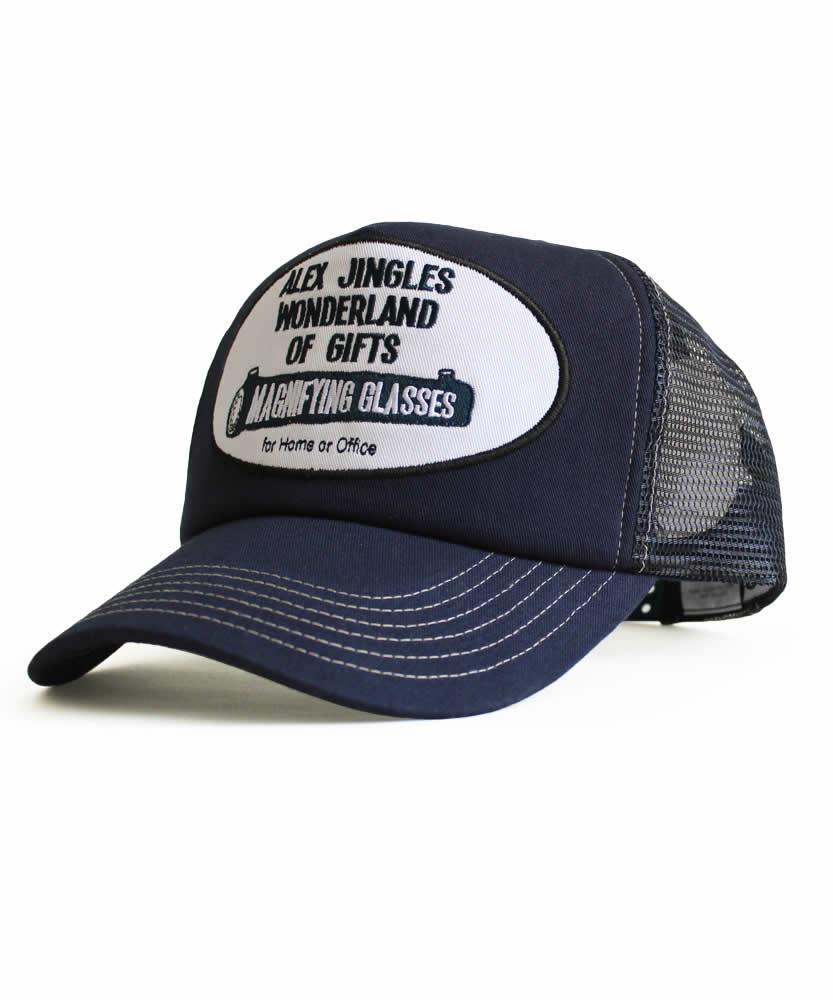 TWILL MESH CAP BIG PATCH