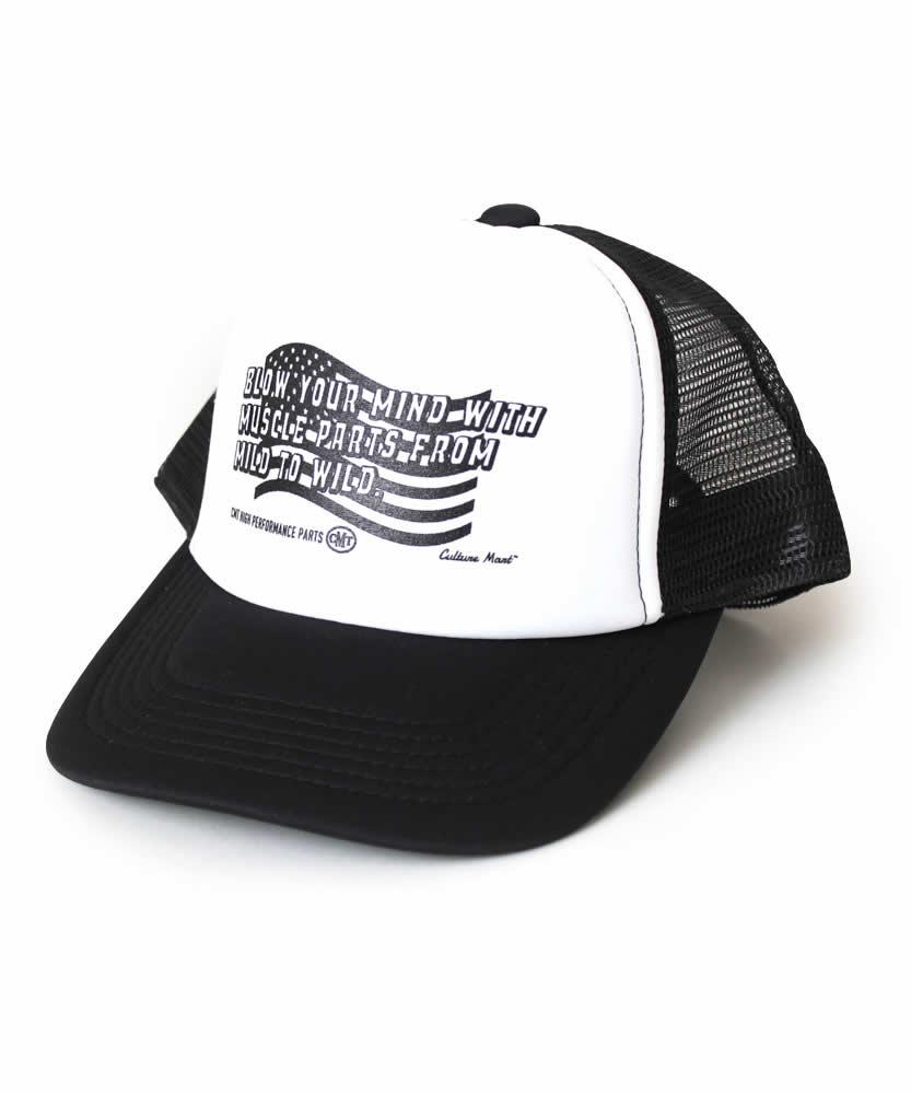 MESH CAP PRINT