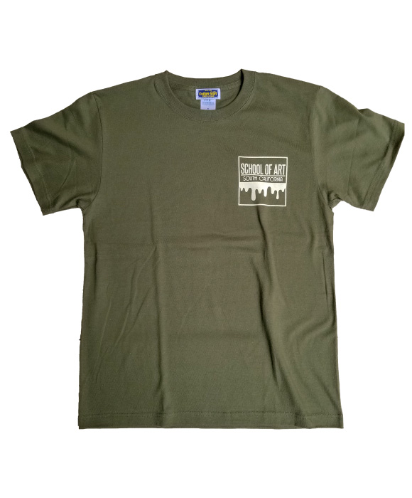 5.6oz High Quality T-Shirt C.GREEN