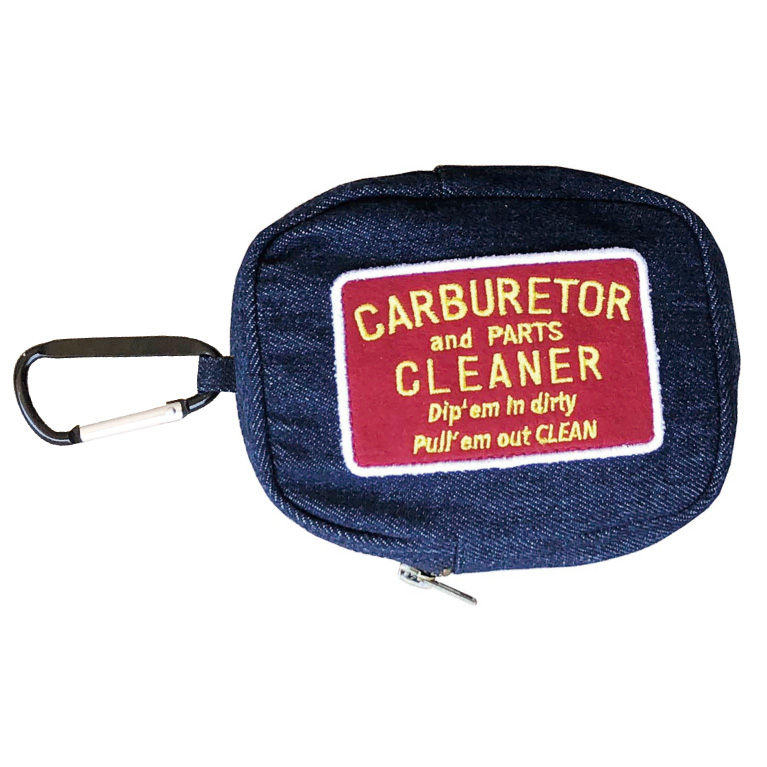 DENIM POUCH 4.CLEANER