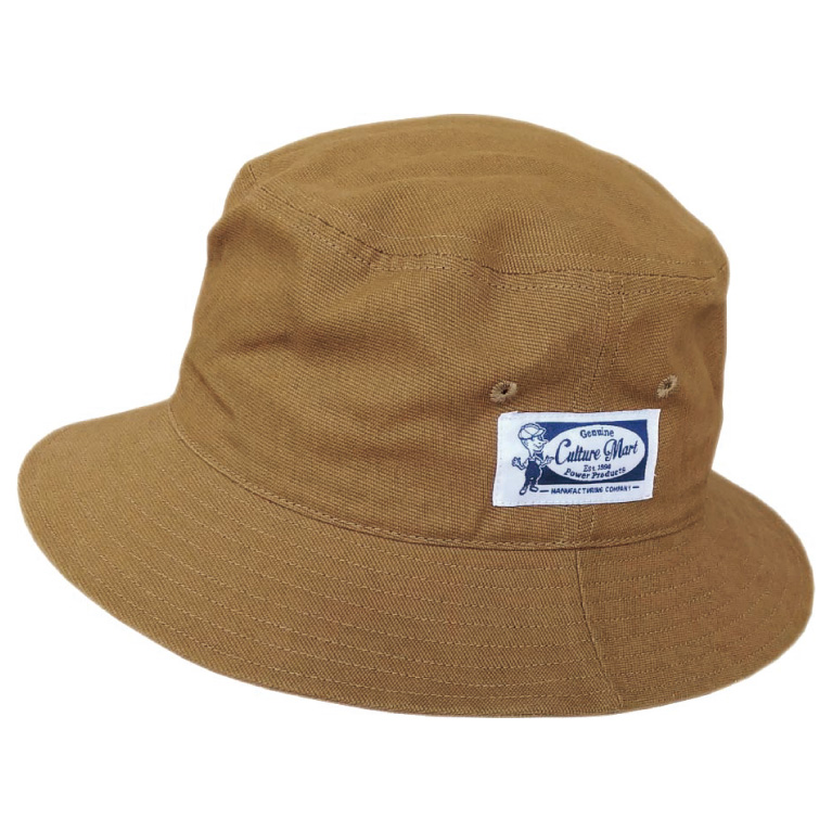 BUCKET HAT 1.BEIGE
