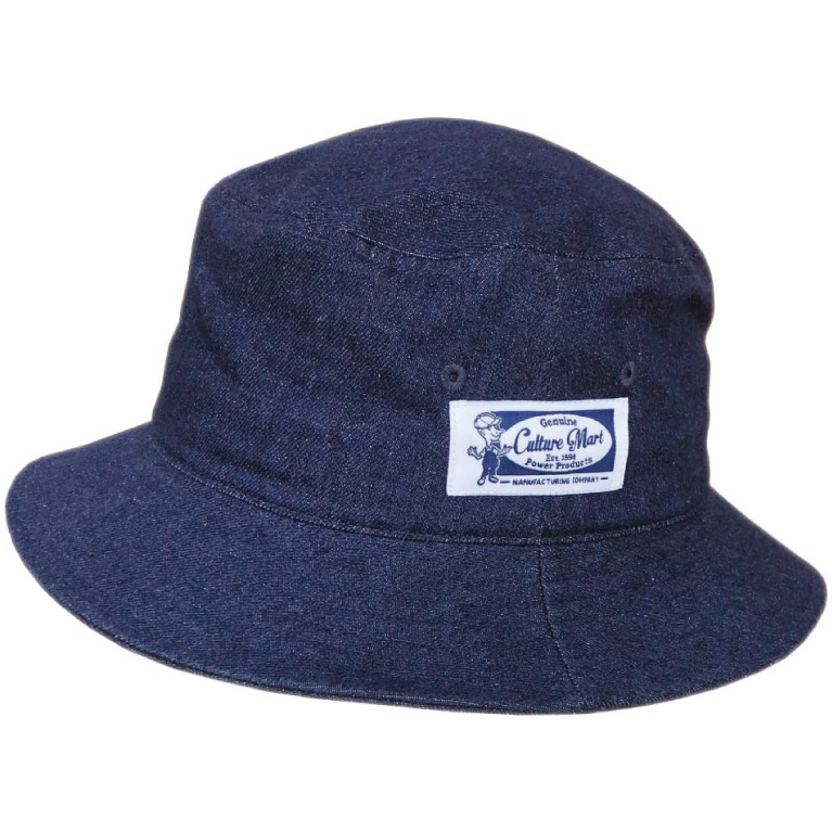 BUCKET HAT 4.DENIM