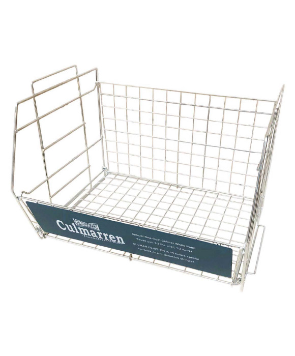 WIRE RACK L NAVY