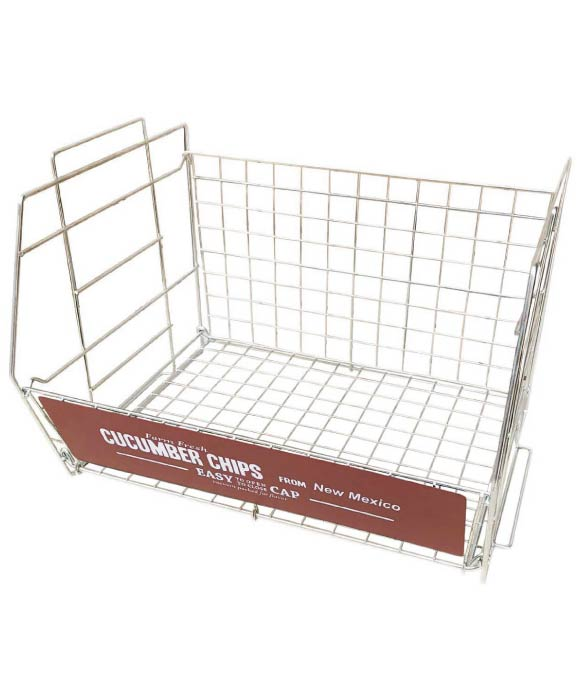 WIRE RACK L BROWN