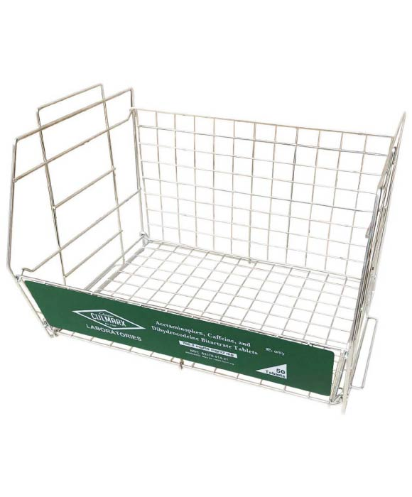 WIRE RACK L GREEN