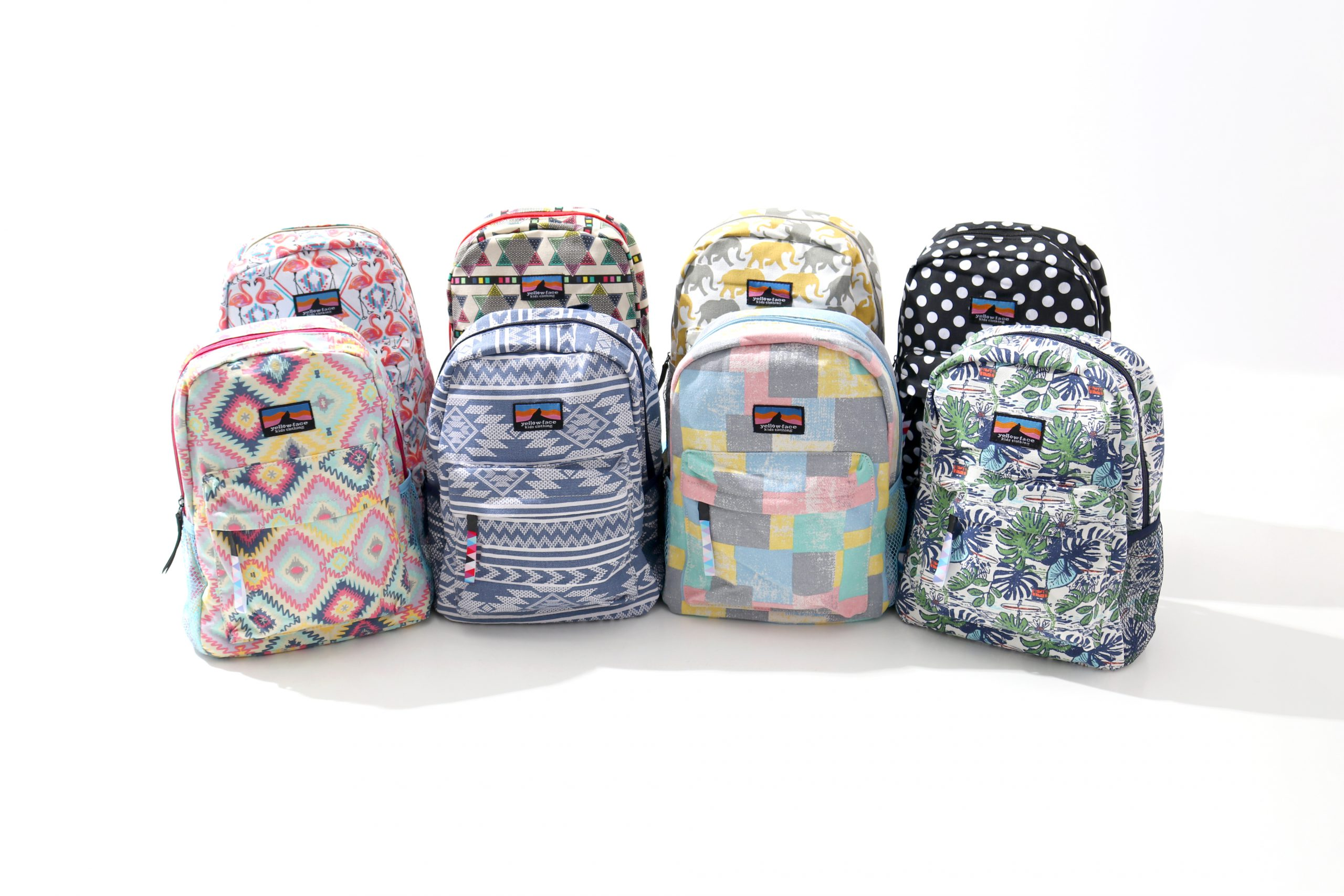 Culture Mart × Yellow Face KID'S Back Pack L