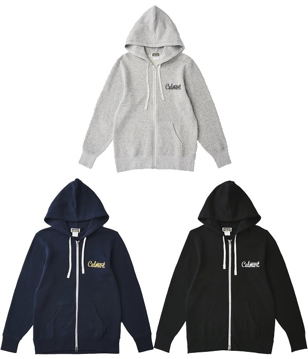 FRENCH TERRY SWEAT FULL ZIP HOODIE