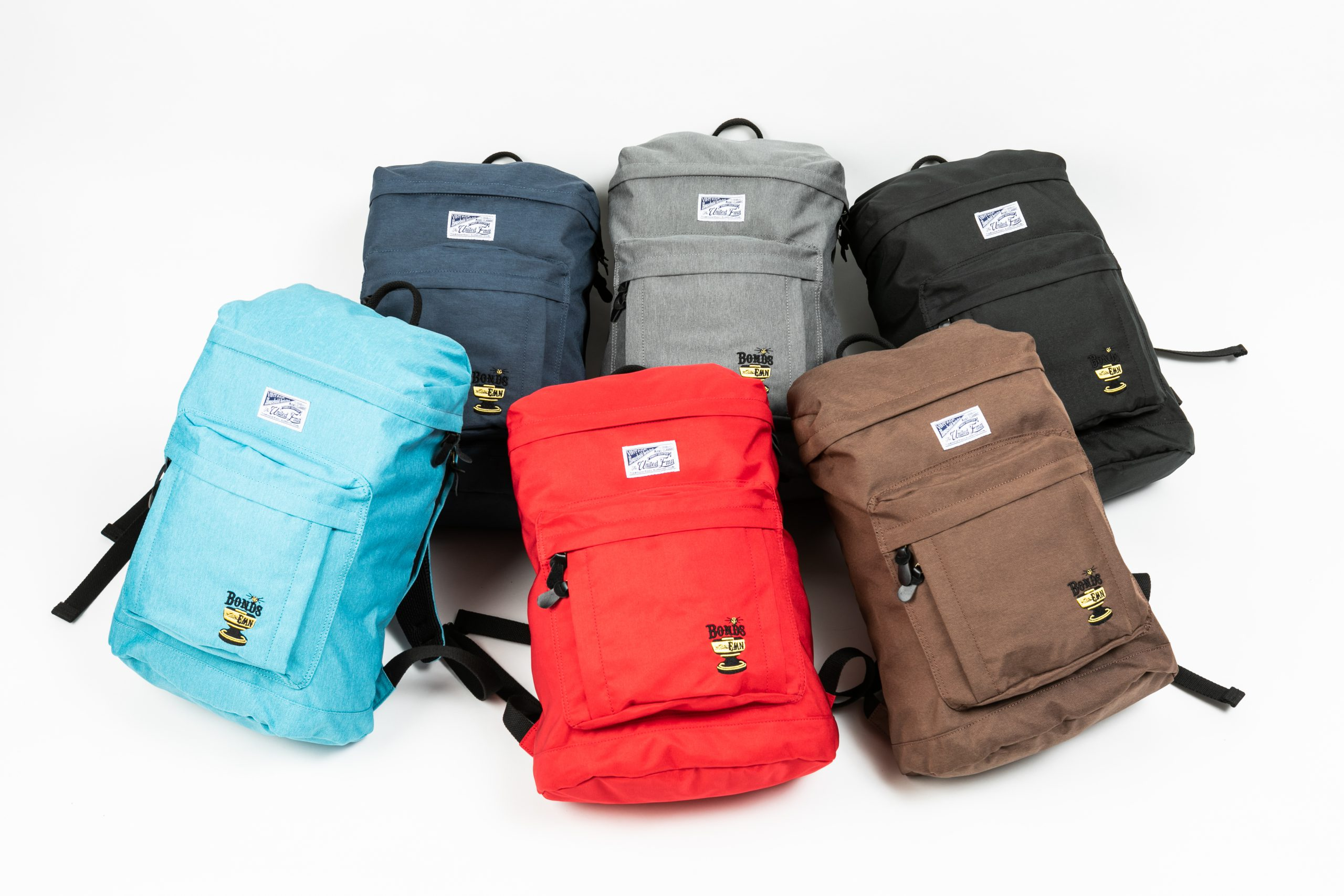 BACK PACK POLY CANVAS